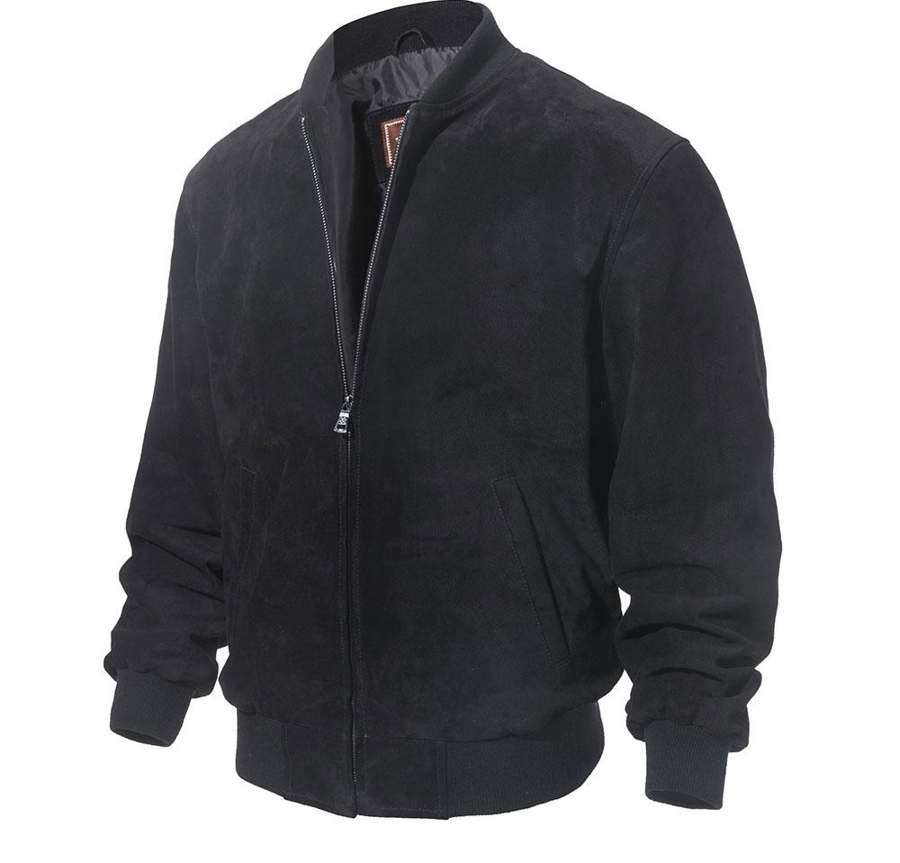 HTB1Zp7rwlsmBKNjSZFFq6AT9VXag FLAVOR Men Classic Real Pigskin Coat Genuine Baseball Bomber Leather Jacket