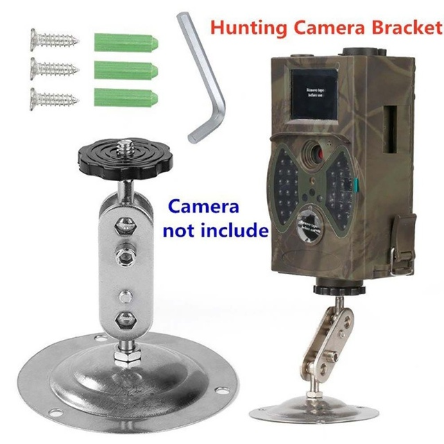 New Outdoor Hunting Camera Bracket Camping Imagers Photo Traps Wild Camera Surveillance Cameras Hunting Camera Bracket