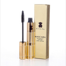2016 Fashion High-grade professional makeup mascara Thick curling Eyelash Growth Treatments Exquisite beauty makeup gift S597