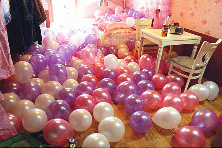 100pcs Lot 12g Pearl Light Wedding Balloons Birthday Party Decoration Latex Helium Balloon P For In Inflatable Bouncers From Toys
