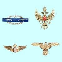 4pcs Germany mason badge Creative Canada Freemason Medal Badge Pin US Freemason Medal American Mason Emblem Masonic badge