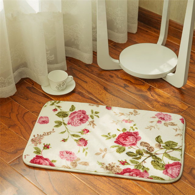 Super Soft Bathmat For Toilet WC Mats Thickened Anti-slip Carpet For Home Decoration Nonslip Tapis De Bain Door Rugs WC Alfombra
