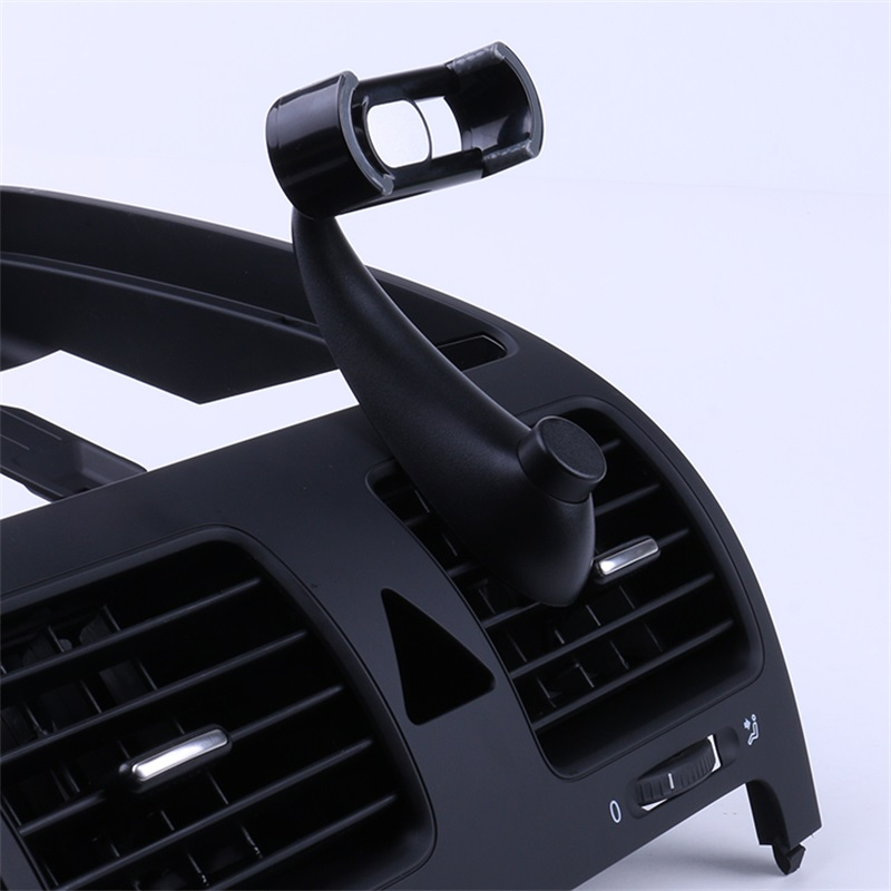 The new dolphin Car Phone Holder & Stander 360 degree rotating hollow air outlet support snap hook Mobile Phone Stand Cradle