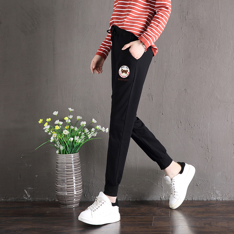 fast delivery new high low priced Trousers Women Casual Large Size Women's Pants Slacks Damen ...