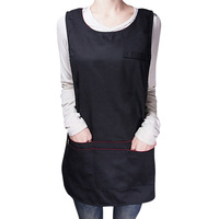 2018 Hot Sale Working Apron for Men Women Butcher Bookstore Apron Restaurant Cooking Baking Coffee Apron Kitchen Chef Wookwear