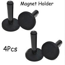 Ehdis 4 шт. автомобиля Фольга магнит автомобильный держатель винил Плёнки Фольга упаковка крепления инструмента Магнитная Применение инструмент 3d углерода Волокно держатель для рук
