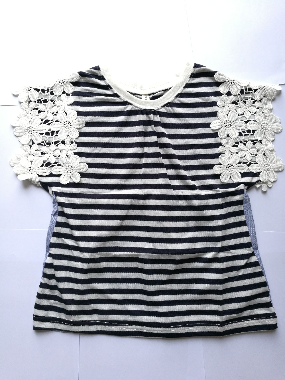 Princess party dress black and white stripes summer girl dress princess party dress black and white stripes summer girl dress embroidered flowers girls childrens clothing in dresses from mother kids on aliexpress mightylinksfo