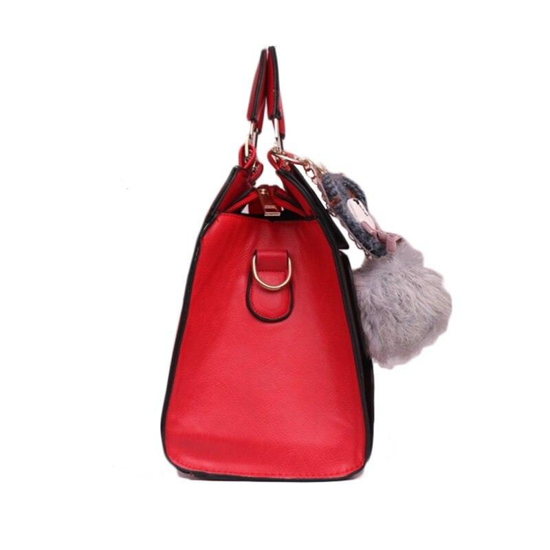 bolsa de ombro bolsas de Abacamento / Decoração : Apliques