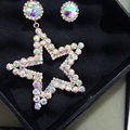 Sea Star and Starfish Earrings for Women Jewelry Accessories