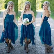 2a24276c76 Buy party dress bridesmaid honor chiffon short and get free shipping ...
