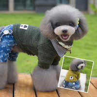 New Fashion dog and cat clothes Wholesale and Retail designer pet clothing