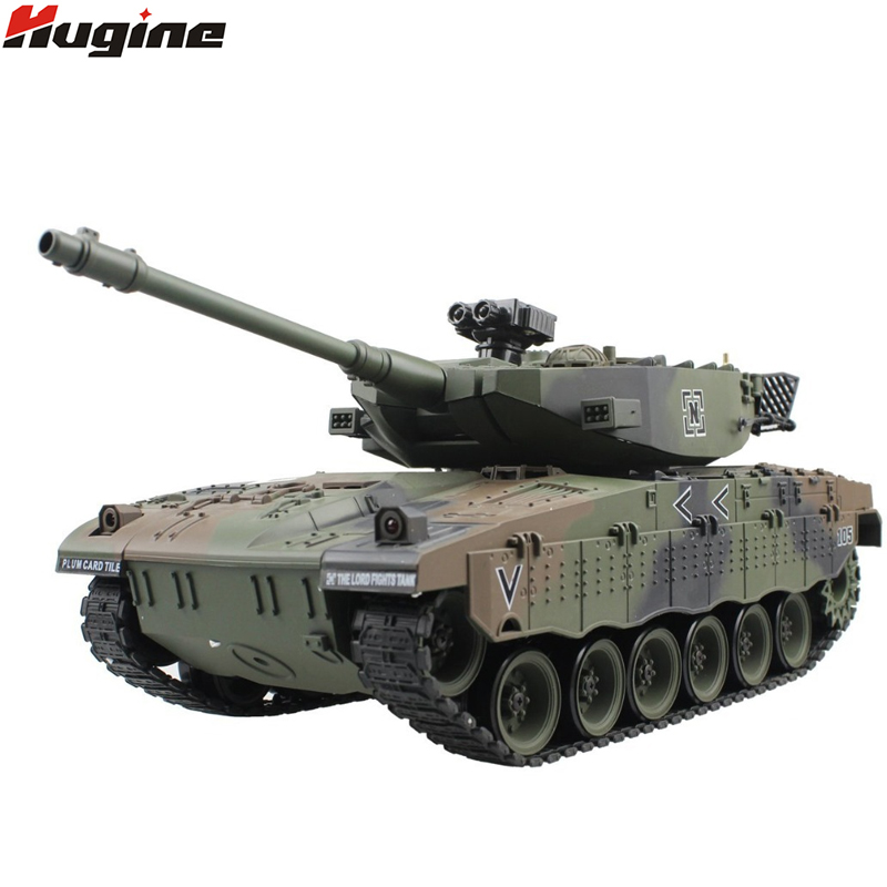 RC Tank Israel Merkava Tactical Vehicle Main Battle Military Main Battle Tank Model Sound Recoil Electronic