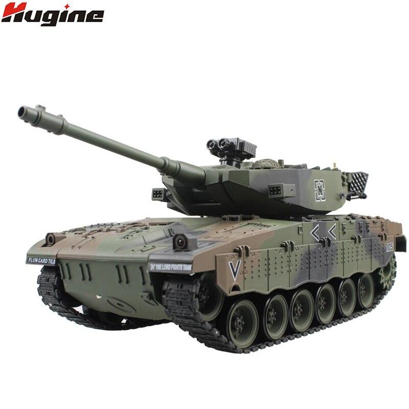 RC Tank israël Merkava véhicule tactique bataille principale militaire Main réservoir de bataille modèle son recul électronique passe-temps jouets