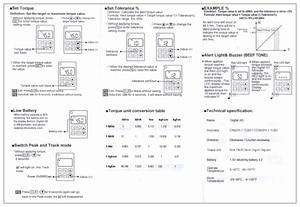Image 5 - 무료 배송 디지털 토크 렌치 0.3 1000 Nm 조정 가능한 전문 전자 토크 렌치 자전거 자동차 수리