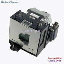 AN XR10LP מנורת מקרן עם דיור עבור חד PG MB66X XG MB50X XR 105 XR 10S XR 11XC XR HB007 XR 10XA עם 180 ימים אחריות