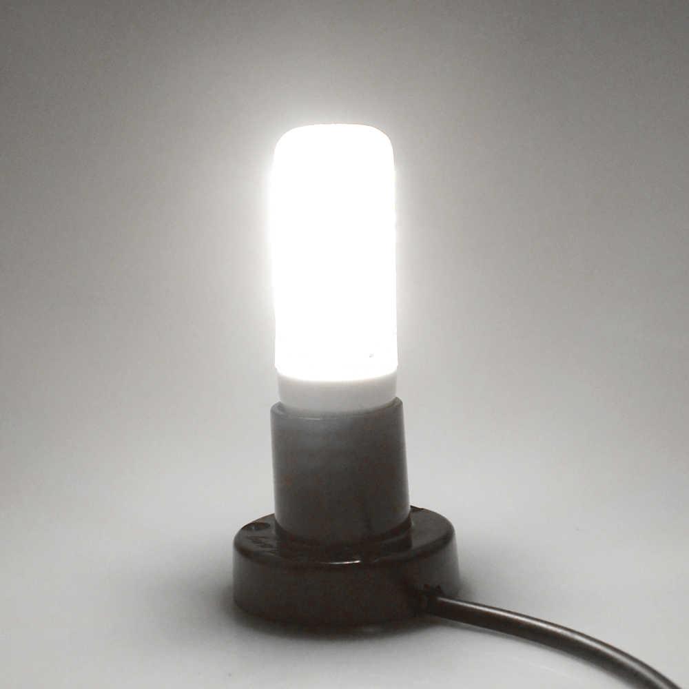 High Luminous Flux 5730 E27 LED Corn Bulb Light 220V Upgrade Shade Design 24 30 42 64 80 89LED lamps Longer Life Indoor Lighting