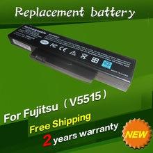 JIGU Batterie D'ordinateur Portable SMP-EFS-SS-22E-06 FOX-E25-SA-XXF-04 Pour FUJITSU ESPRIMO Mobile V5515 V5535 V5555 V6515 POUR Amilo La1703