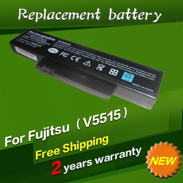 Smp-efs-ss-22e-06 fox-e25-sa-xxf-04 jigu batería del ordenador portátil para fujitsu esprimo mobile v5515 v5535 v5555 v6515 para amilo la1703