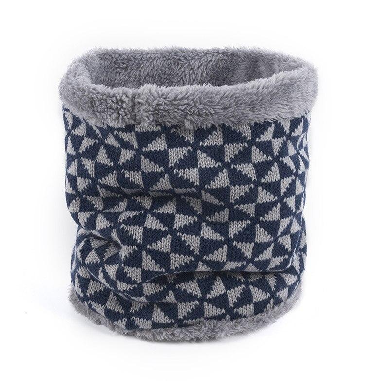 Ausdauernd Neue Mode Winter Schal Für Frauen Männer Warme Strick O Ring Kragen Schals Weiche Verdickt Wolle Hals Wärmer Halstuch Unisex