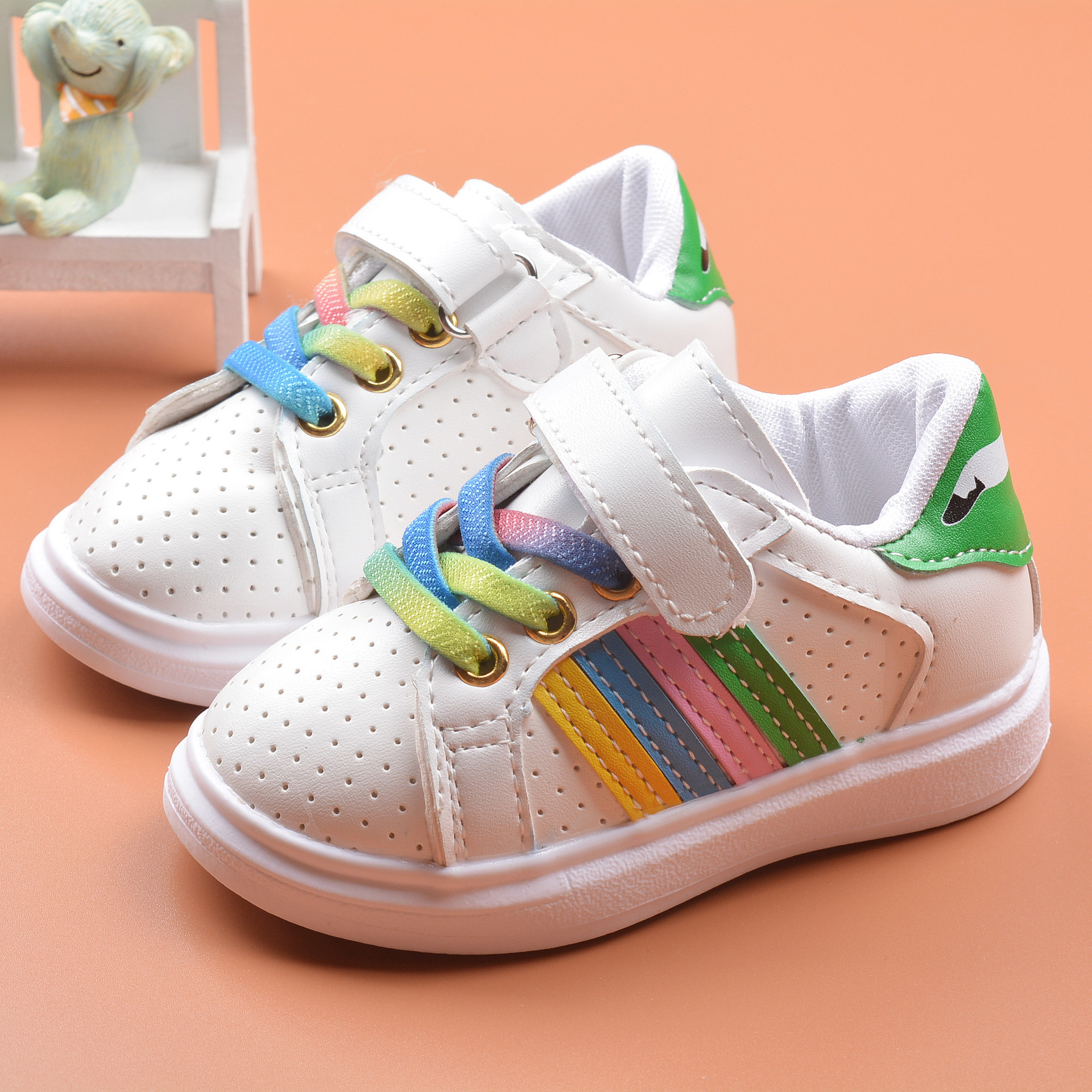 1 2 3 Years Old Toddler Girls Trainers