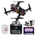 Carreras de Fibra de Carbono Quadcopter RTF FPV QAV250 OCDAY + Controller + Batería RC180