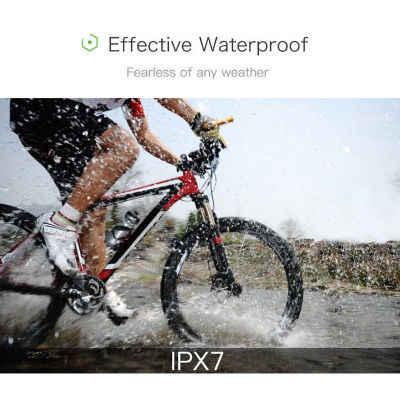 À prova d' água de Ciclismo de Velocidade Da Bicicleta Sem Fio Bluetooth Inteligente Sensor de cadência velocidade coletor Acessórios Da Bicicleta tabela de códigos Sem Fio