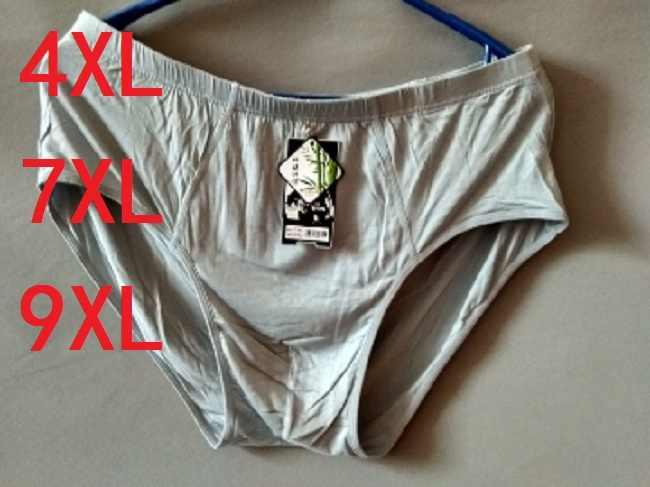 Einzelhandel 4XL, 7XL, 9XL Männer Unterweist Unterwäsche Männer Sexy Atmungsaktive Kurze Unterhose Herren Slip Unterwäsche Shorts Männlichen Höschen