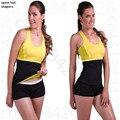 Hot Shapers women Fitness Neoprene waist tummy trainer waist cincher weight loss slimming belt Waist Trainer Corsets girdles