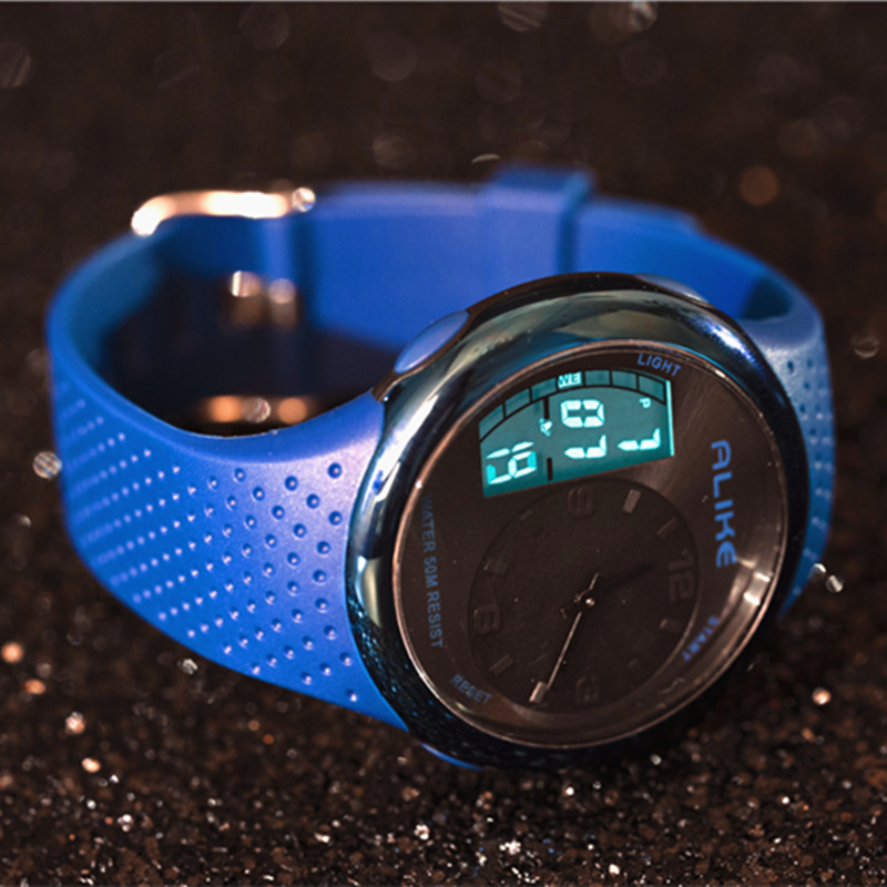 2017 Losida Summer Swimming Watch Professional Waterproof Electronic Comfortable Sports Digital Display Male Dropship Support 2017 new summer 369 digital