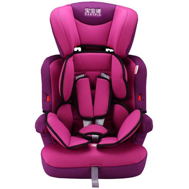 Bao Baozhu child safety seat ISOFIX infant car seat car seat September -12 year old Germany