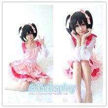 Cosplay del anime Love Live! yazawa nico lolita cosplay costume dress
