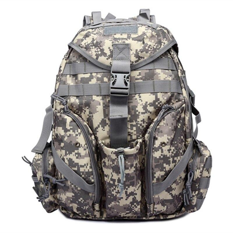 Sac à dos militaire tactique en plein air sac à dos Camping randonnée Camouflage sac de Sport sacs de voyage 20-35L Mochilas - 6