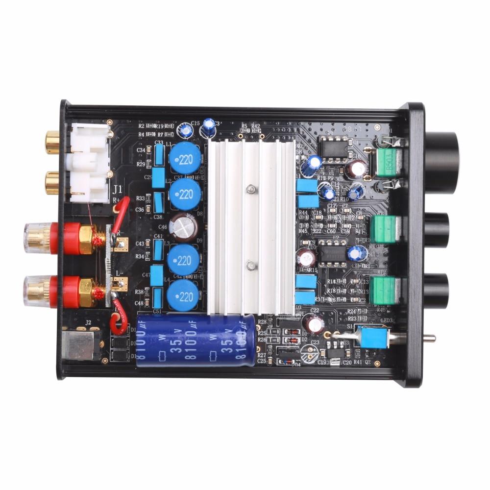 FX-Audio FX502E Hifi 2.0 Desktop Gjuha e kompjuterit Fuqia e lartë - Audio dhe video në shtëpi - Foto 5