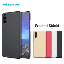 With Screen Protector For Huawei P20 Pro Case NILLKIN Super Frosted Shield Matte Hard PC Back Cover Phone Cases