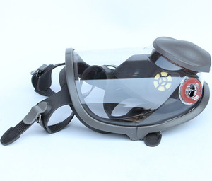 Image 3 - 3 In 1 Safety Painting Spraying Respirator Gas Mask same For 3M 6800 Gas Mask Full Face Facepiece Respirator