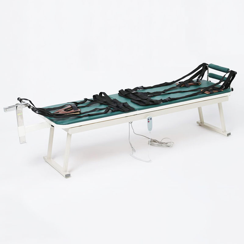 2017 High quality home stretch tractors lumbar cervical spine electric traction bed lumbar disc protruding therapeutic apparatus root cervical spine root thoracic vertebrae root lumbar spine sacral coccyx human spinal spine model gasenxx 008 d