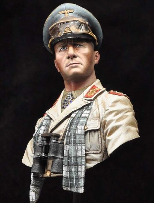 Ref. WW51 Generalfeldmarschall Erwin Rommel, 1942
