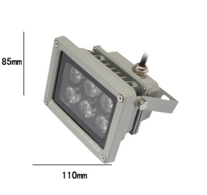 AC85-265V 6W LED lawn lamp Landscape Lighting IP68 LED Flood Light Floodlight LED street Lamp Free Shipping