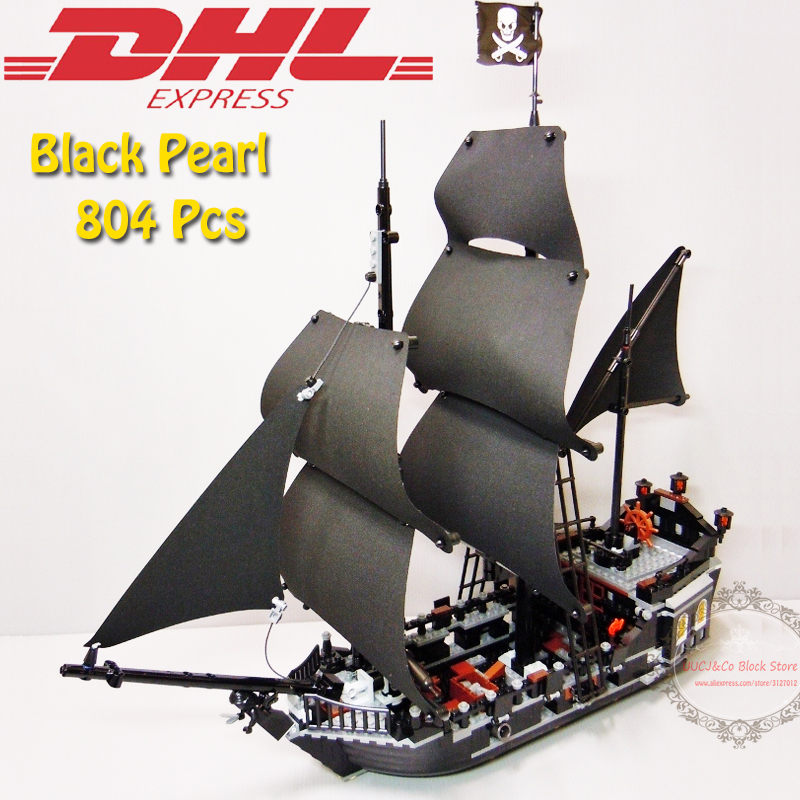 Lepin 16006 pirates of the caribbean ship black Pearl Model Building Lepin Blocks Brick Legoing 4184 Children Toys Birthday Gift lepin 16006 804pcs building bricks blocks pirates of the caribbean the black pearl ship legoing 4184 toys for children gift
