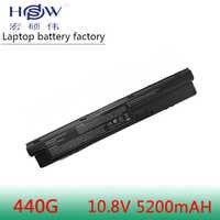 HSW 5200 mah batterie d'ordinateur portable pour hp ProBook 440 445 450 455 470 G0 G1 HSTNN-W99C HSTNN-YB4J HSTNN-IB4J HSTNN-LB4K HSTNN-UB4J