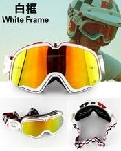 Новые поступление 100% Barstow ретро мотоцикл очки Gafas BMX Óculos Винтаж Мотокросс Очки для гоночный велосипед bicchieri YH07