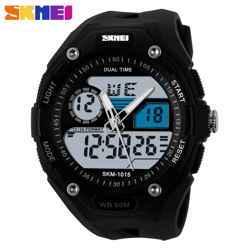 Men Sports Watches Male Fashion Watch Skmei Brand Watch Men Digital Shock Men Military Army Watch LED Sport Quartz Wristwatches цены