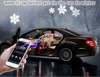 PLUSOBD GSM Remote Control Module Remote Engine Starter Auto Security Systems Car Lock For Mercedes Benz ML W166 GL/GLS X166