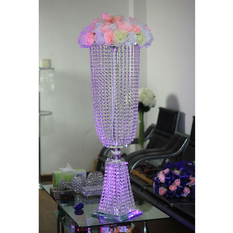 Wedding Centerpieces Ideas Without Flowers: Crystal Wedding Centerpiece,table Top Chandeliers