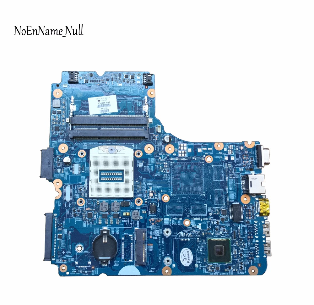 734085 601 734085 501 for hp ProBook 450 G1 Notebook for HP 450 440 G1 motherboard 734085 001 48.4YW04.011 48.4YW05.011 Tested