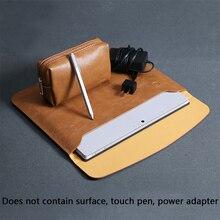 La Cubierta de la tableta Para Bolsa de La Manga Para Microsoft Surface Pro 4 Tablet Pro 4 Compatible Teclado Y Otros Accesorios Bolsa