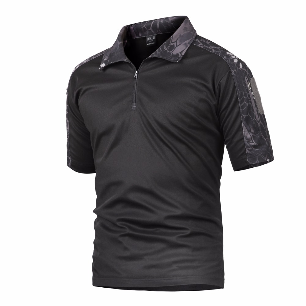 Quick Dry Hiking Short sleeve Top
