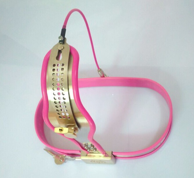 Sex tools for sale hot T-type female chastity belt fetish bdsm bondage restraint harness sex toys,sextoys adult games for women adult games sexy latex device sex fetish toys hot sale rubber hanging neck chest tight wrapped tools for women