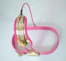 Sex tools for sale hot T type female chastity belt fetish bdsm bondage restraint harness sex