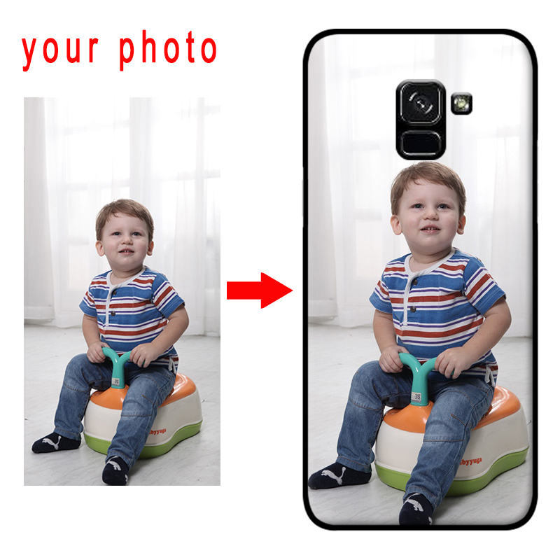 mosirui Customized Photo Cover Name DIY Case for leEco le s3 X626 X622 Case Black TPU silicone soft shell Customized Phone Case(China)